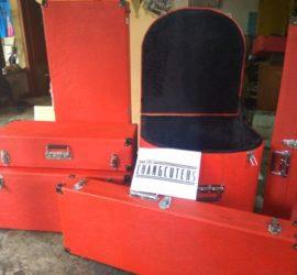 Custom Hardcase Untuk Alat Musik