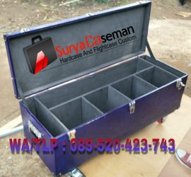jasa pembuatan box hardcase tripod lapis fiber berkualitas custom suryacaseman.com